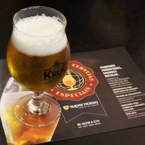 Começou o 6º Festival de Cervejas Especiais do Super Nosso!