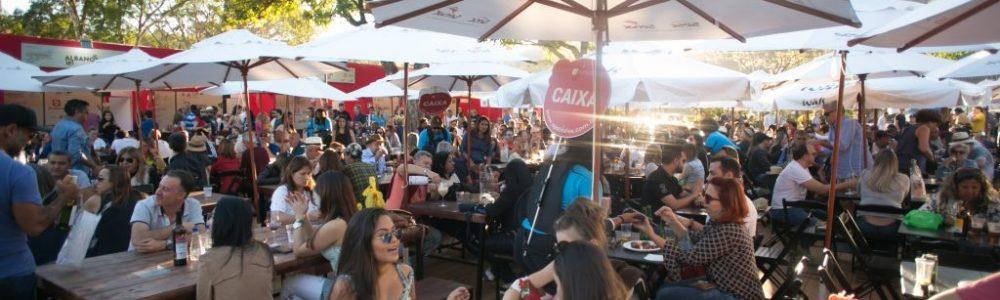 Vai começar o maior festival de gastronomia de Tiradentes