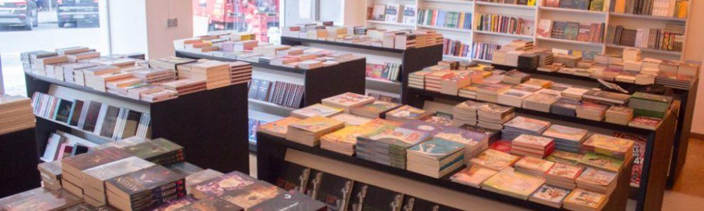 BH agora terá um outlet de livros no coração da Savassi!