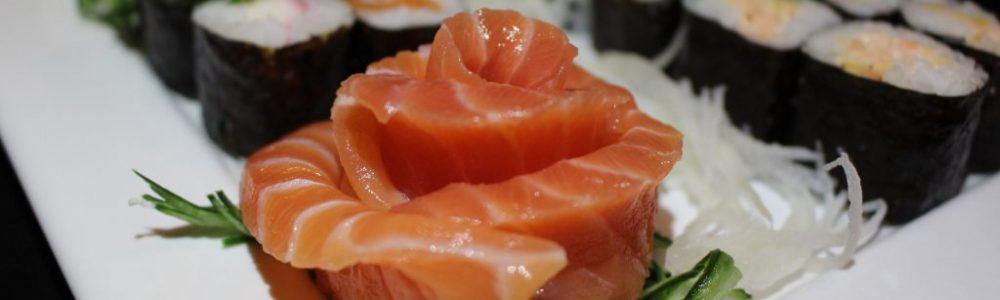 As vantagens de um rodízio de comida japonesa!